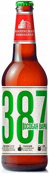 Пиво 387 Особая варка ст или Пивной нап. Амстердам Навигатор ст. — что лучше
