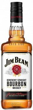 Виски (бурбон) Джим Бим 4 года зерновой — отзывы покупателей