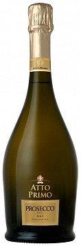 Вино игристое Атто Примо Просекко DOC бел.сух или Вин. напиток БЕЗАЛКОГОЛЬНЫЙ Носекко газ. — что лучше