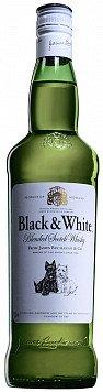 Виски Блэк энд Уайт 3 года — отзывы покупателей