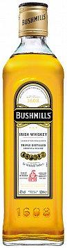 Виски Бушмилз Ориджинал 3 года — отзывы покупателей