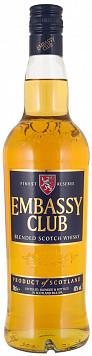Виски Эмбасси Клаб 3 года — отзывы покупателей