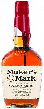 Виски (бурбон) Мэйкерс Марк не менее 4 лет зерновой — отзывы покупателей