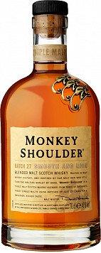 Виски Манки Шолдер 3 года — отзывы покупателей