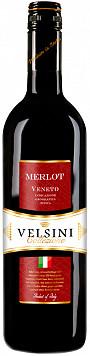 Вино Вельсини Мерло — отзывы покупателей