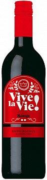 Вино БЕЗАЛКОГОЛЬНОЕ Вива Ля Ви красное или Вин. напиток Портвейн Крымский Старожил сладкий — что лучше