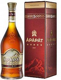 Коньяк Армянский Арарат — отзывы покупателей