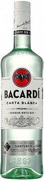 Ром невыдержанный Бакарди Карта Бланка — отзывы покупателей
