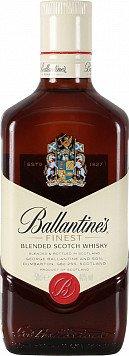Виски Баллантайнс Файнест не менее 3 лет или Виски (бурбон) Вудфорд Резерв не менее 3 лет — что лучше