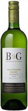 Вино B&G Совиньон Блан защ.геогр.указ.бел.сух или Вин. нап. Портвейн Кюрдамир — что лучше