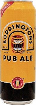 Пиво Боддингтонс Паб Эль светл. с азотной капс.ж/б — отзывы покупателей