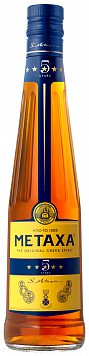 Напиток спиртной бренди Метакса 5* — отзывы покупателей