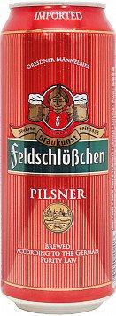 Пиво Фельдшлёcхен — отзывы покупателей
