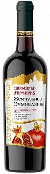 Вино гранатовое Жемчужина Эчмиадзина — отзывы покупателей
