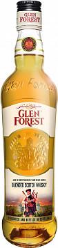 Виски Глен Форест не менее 3 лет купажированный — отзывы покупателей