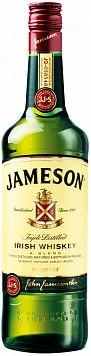 Виски Джемесон не менее 3 лет купажированный или Виски (бурбон) Вудфорд Резерв не менее 3 лет — что лучше