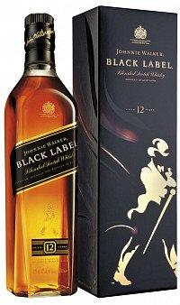Виски Джонни Уокер Блэк Лейбл 12лет или Виски (бурбон) Вудфорд Резерв не менее 3 лет — что лучше