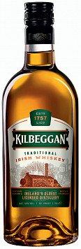 Виски Килбегган 3 года ирландский купажированный — отзывы покупателей