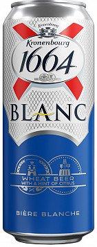 Напиток на основе пива Кроненбург 1664 Бланк ж/б или Напиток б/а Бавария Малт сильногаз. ст — что лучше