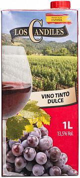 Вино Лос Кандилес сл — отзывы покупателей