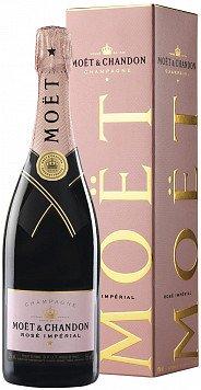 Шампанское Моэт и Шандон Розе Империаль роз.брют или Вино игристое Ла Коллезионе жемчужное бел. п/сл — что лучше