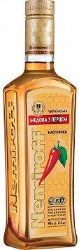Настойка горькая Украинская Медовая с перцем — отзывы покупателей