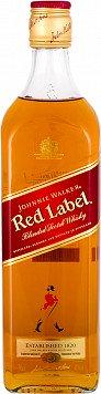 Виски Джонни Уокер Рэд Лейбл не менее 3 лет купажированный или Виски (бурбон) Вудфорд Резерв не менее 3 лет — что лучше