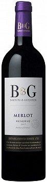 Вино B&G Мерло защ.геогр. указания кр.сух. или Вино B&G Каберне Совиньон защ.геогр.ук.кр.сух. — что лучше