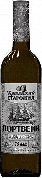 Вин. напиток Портвейн Крымский Старожил сладкий — отзывы покупателей