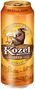 Пиво Велкопоповицкий Козел светлое ж/б или Пивной нап. Эсса ананас/грейпфрут ст — что лучше