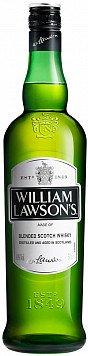 Виски Вильям Лоусонс не менее 3 лет купажированный — отзывы покупателей